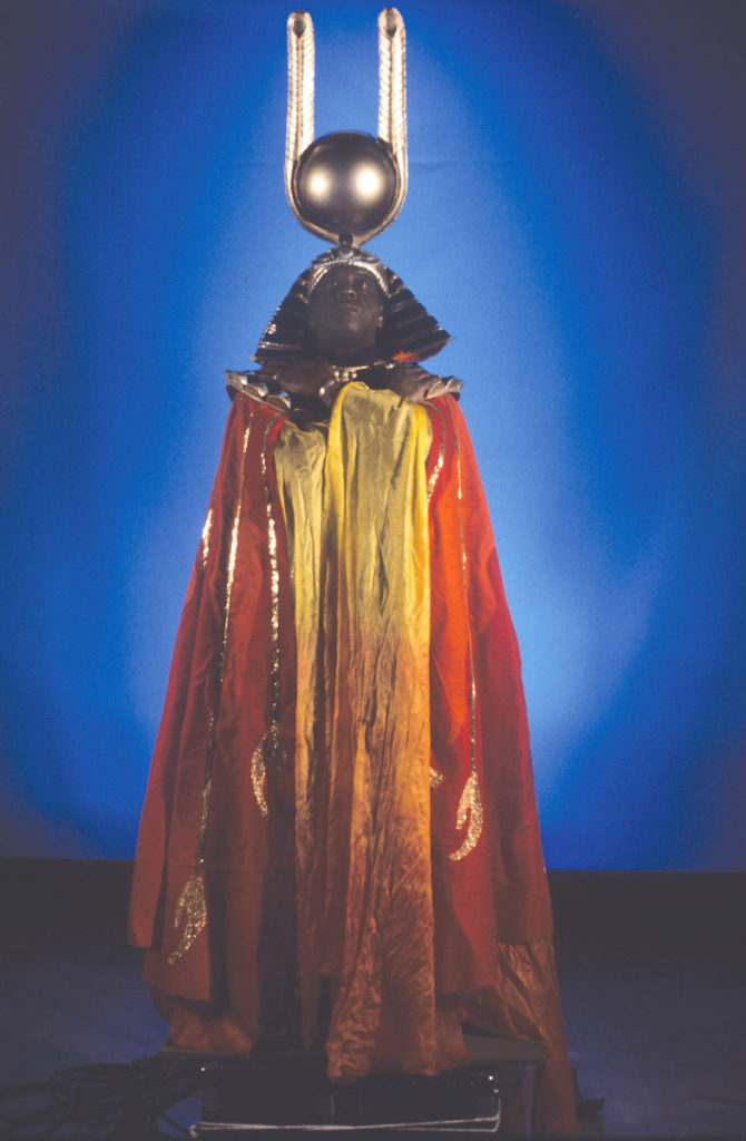 This New Sun Ra Exhibition Features The Largest