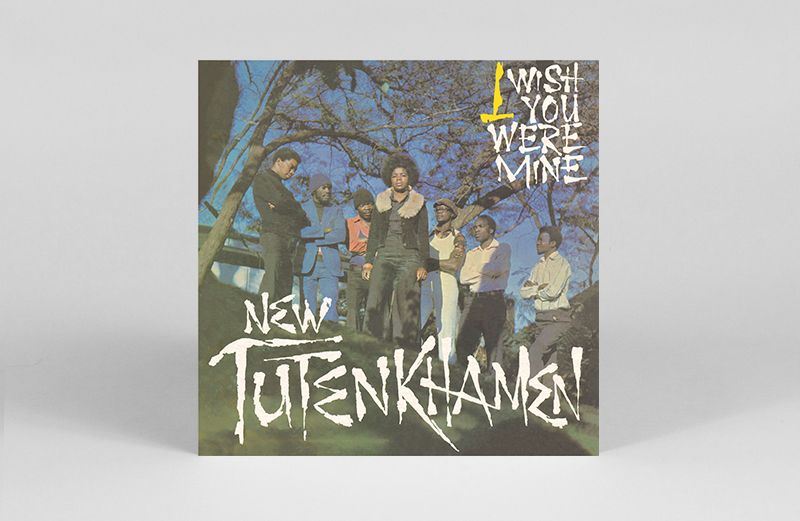 Elusive 70s Zimbabwean Soul Lp By New Tutenkhamen Gets
