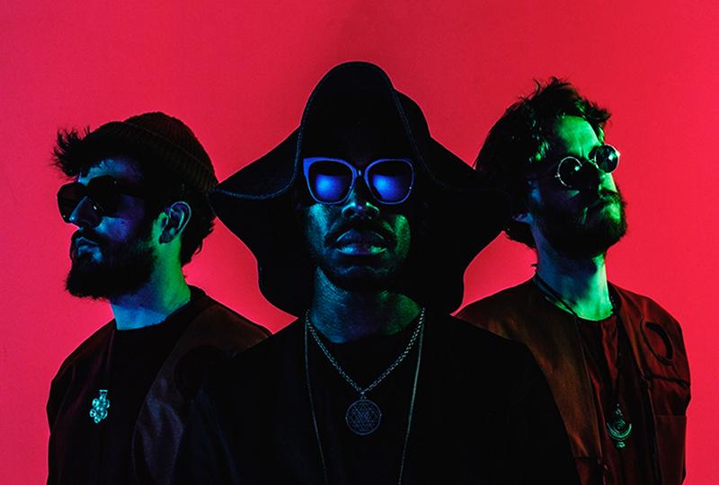 Jazz trio The Comet is Coming announce new album