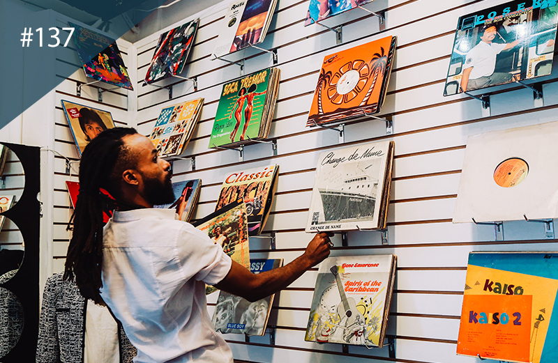 The World's Best Record Shops #137: The Burg, Trinidad and Tobago