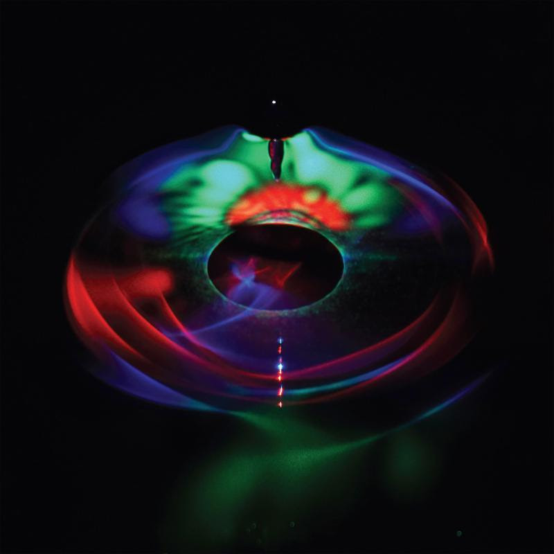 William Basinski samples two vast black holes on new album On Time Out of Time