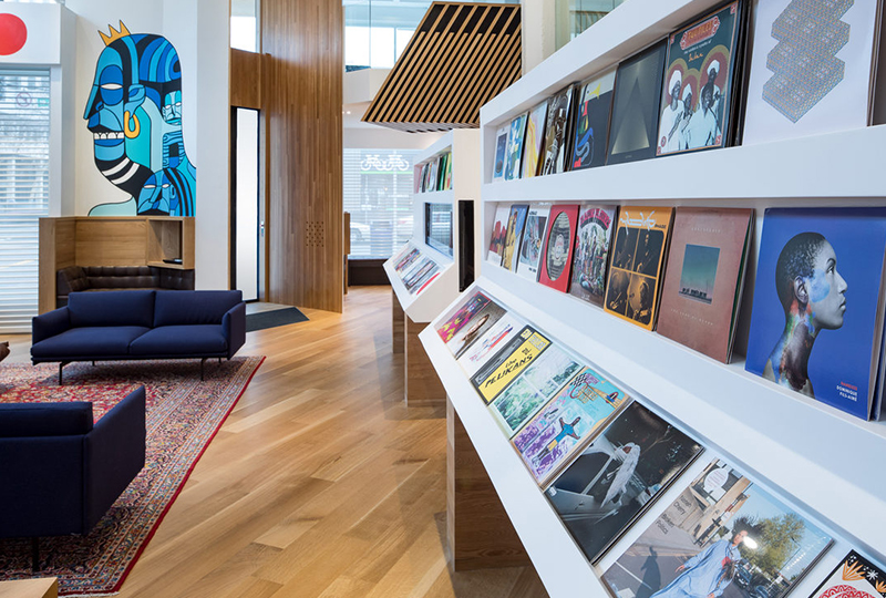 Bandcamp reports 54% rise in vinyl sales in 2017