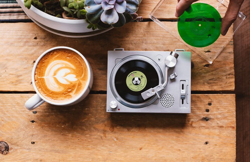 Crosley Unveils Miniature 3 Inch Turntable For Record