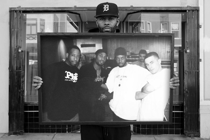 New exhibition features unseen photos of J Dilla from the