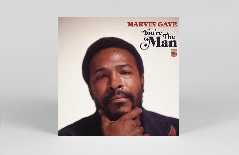 Marvin Gaye's 'lost' 1972 album You're The Man released for the