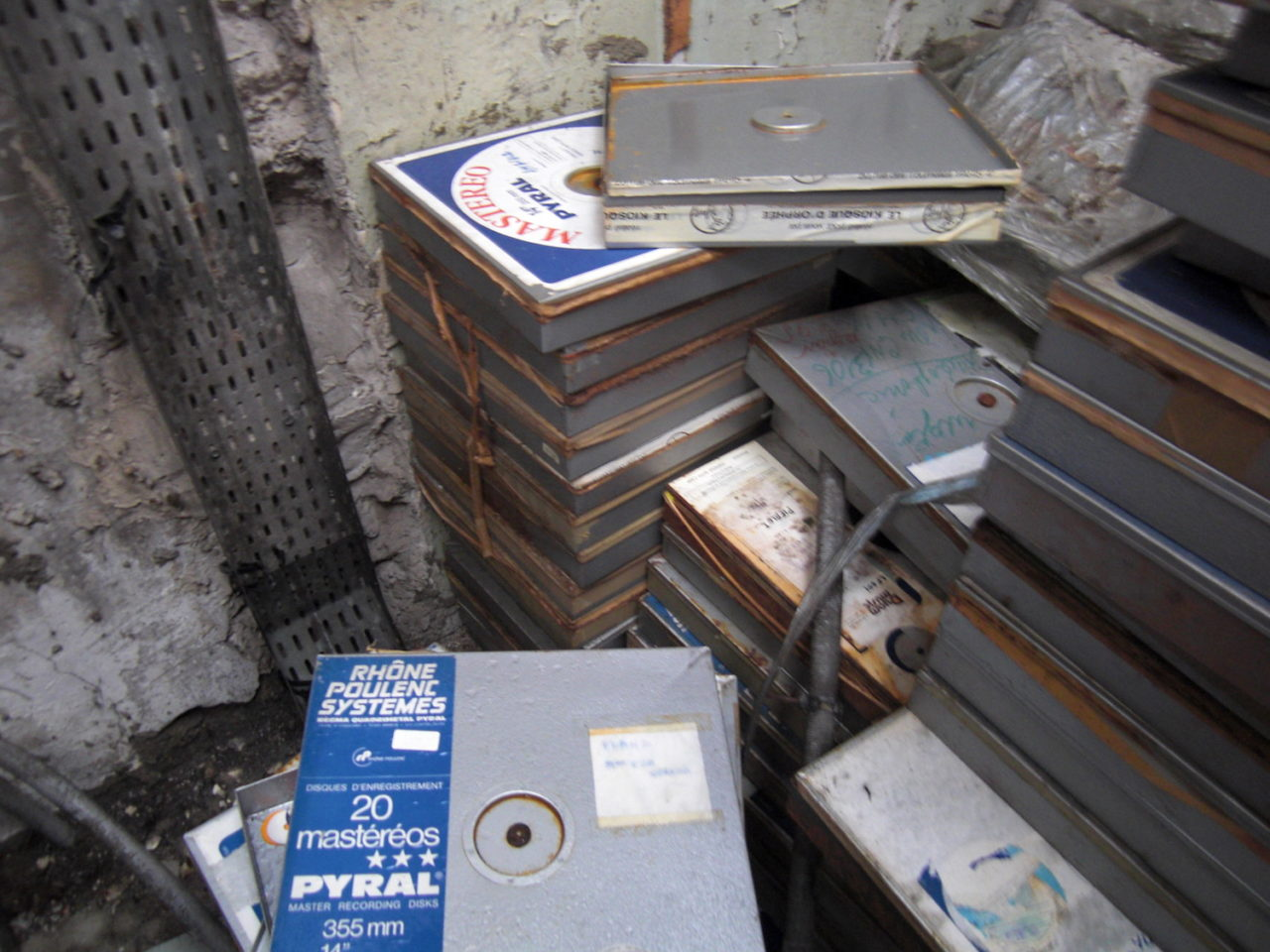 Digger's Dreamland: The true story behind this extraordinary abandoned record warehouse