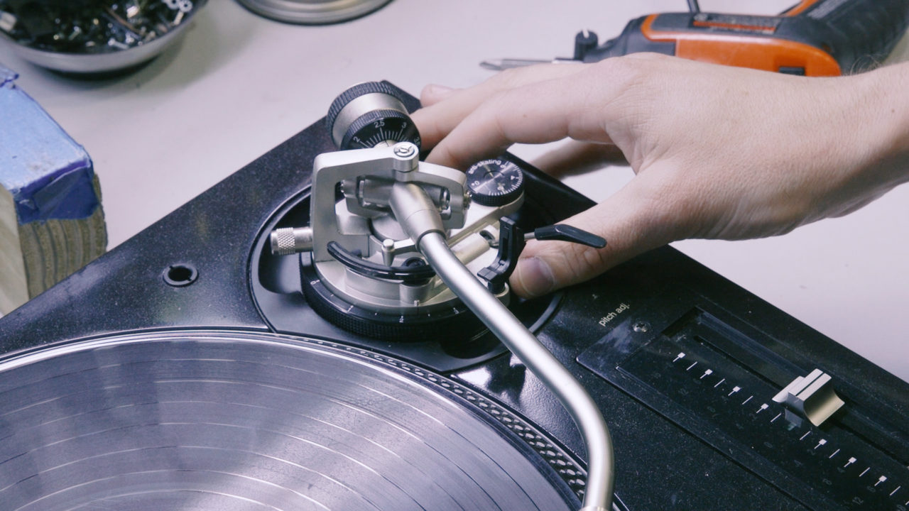 Cartridge, tonearm, anti-skate: How to set up your turntable correctly