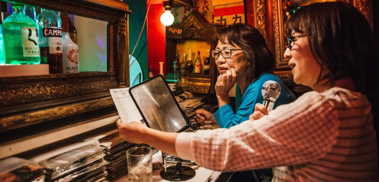 Flipboard: Inside the Osaka karaoke bar that plays music