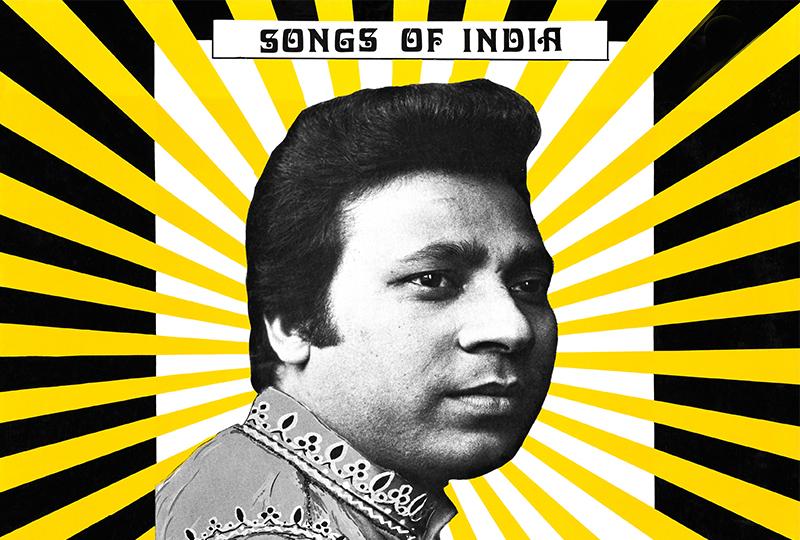 Vocalist Nitai Dasgupta's 1972 LP Songs Of India reissued for the