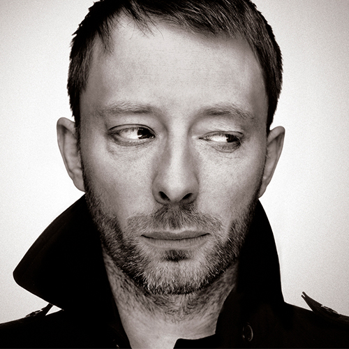 Thom Yorke Portait