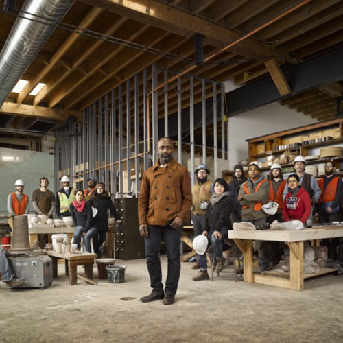 Theaster Gates Portait