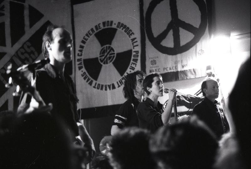British Anarcho Punk Group Crass Reissuing 7 Albums On Vinyl