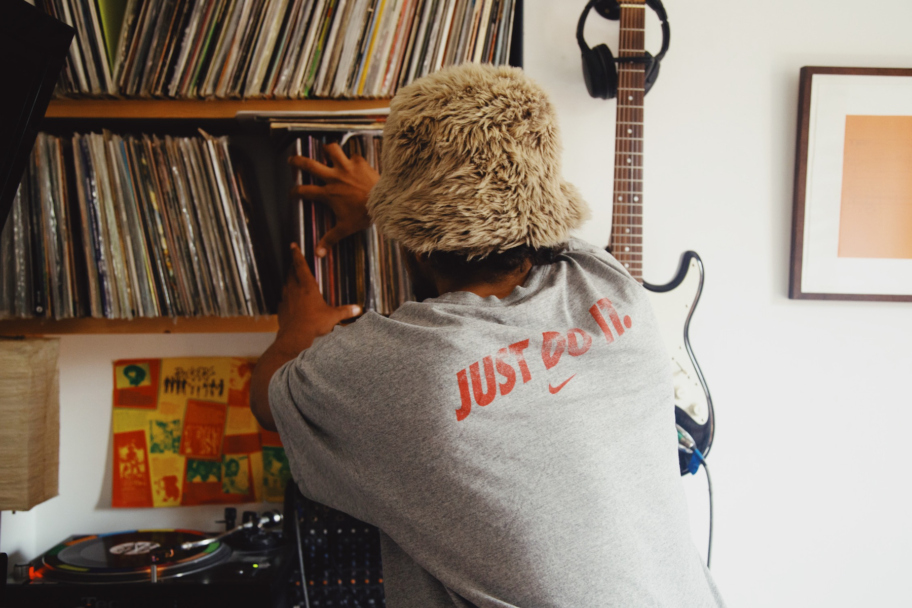 Crate Diggers: Inside Wu-Lu's record collection