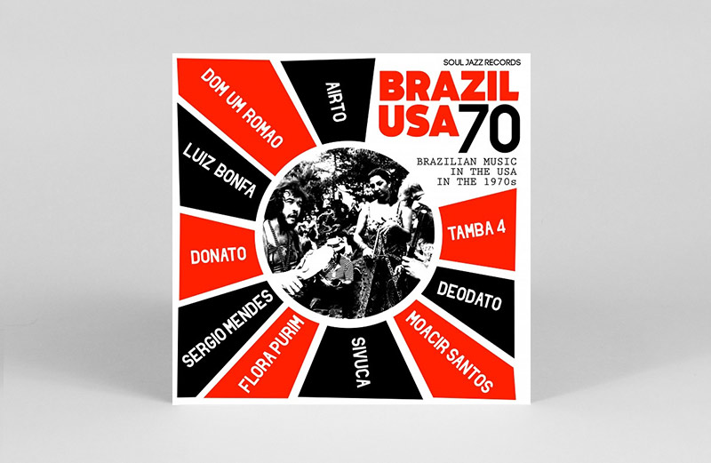 Soul Jazz collects Brazilian music from the USA during the