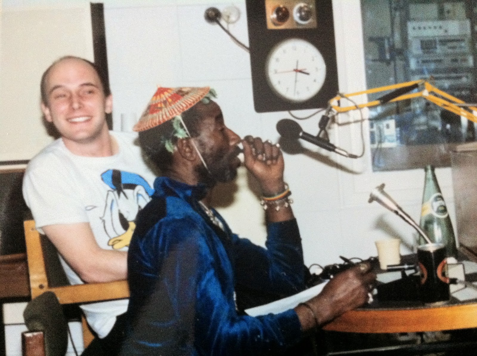 Making Rainford In Conversation With Lee Quot Scratch Quot Perry