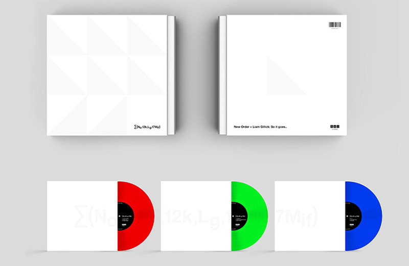 New Order announce limited edition 3xLP live album