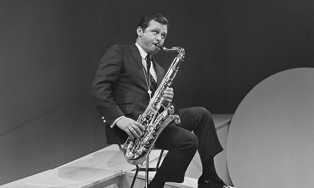 Previously unreleased Stan Getz live performance unearthed on 3xLP