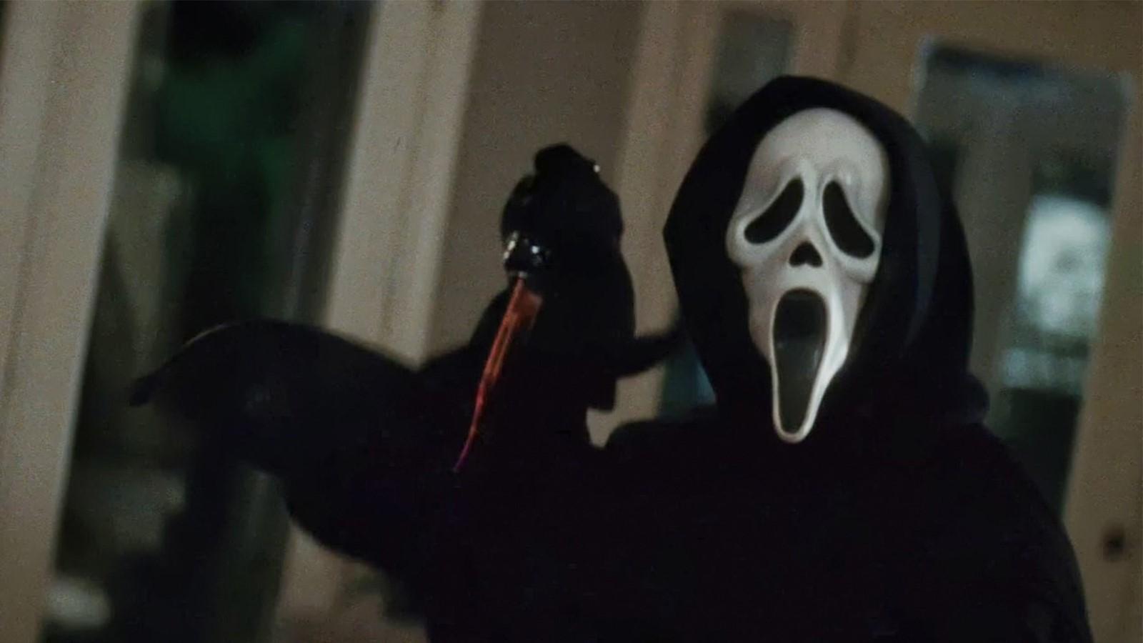 Fonkelnieuw Scream film soundtracks collected on single LP HL-48