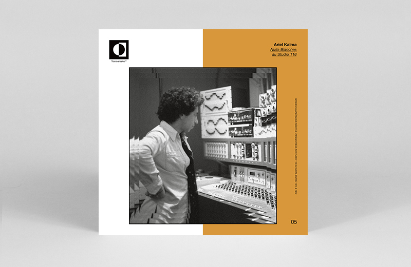 Rarities by French ambient legend Ariel Kalma released on vinyl for the first time
