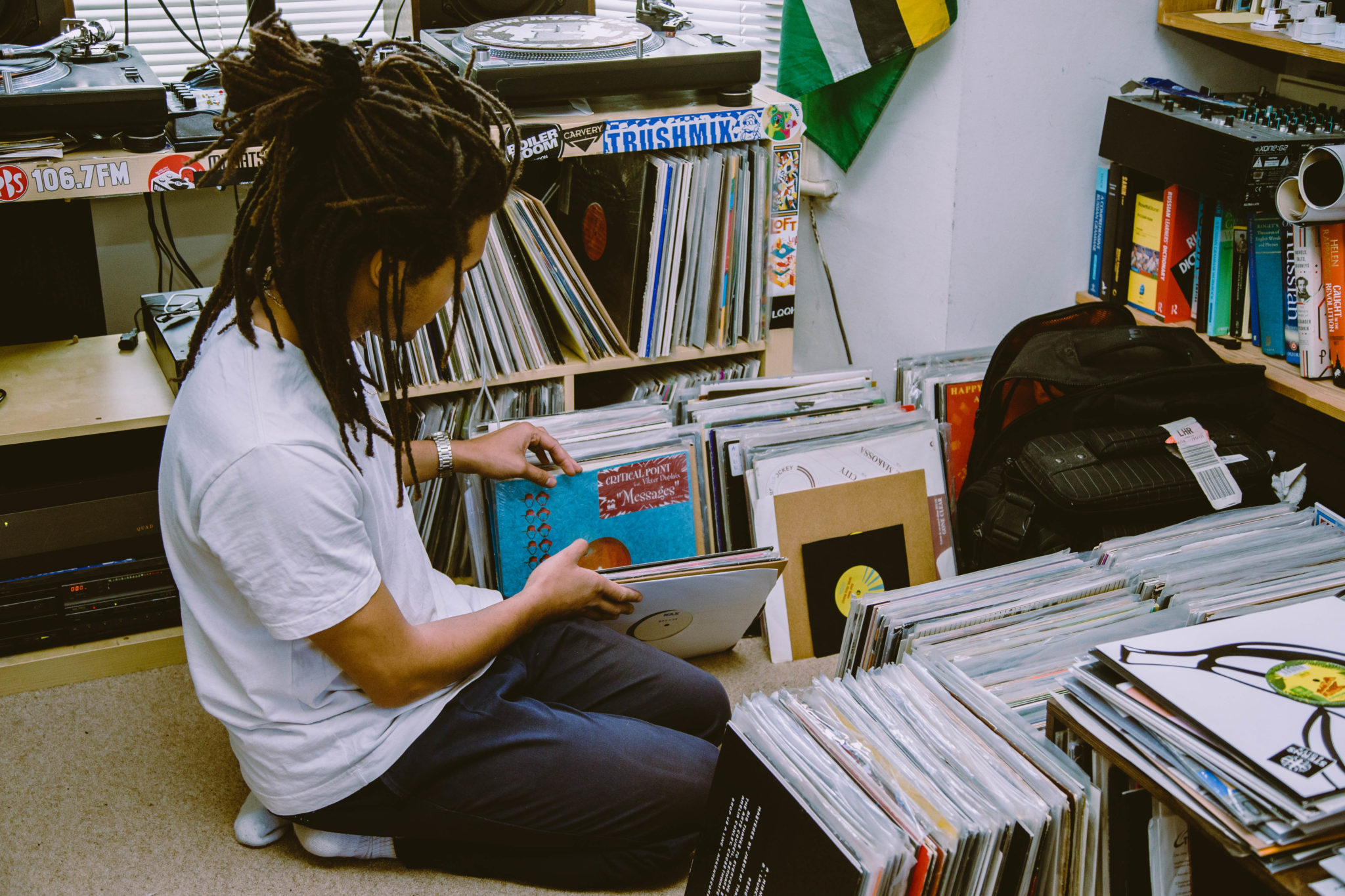 Crate Diggers: Inside Emma-Jean Thackray's record collection