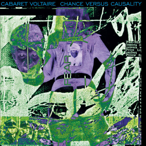 Cabaret Voltaire's 1979 soundtrack Chance Versus Causality released on vinyl for the first time