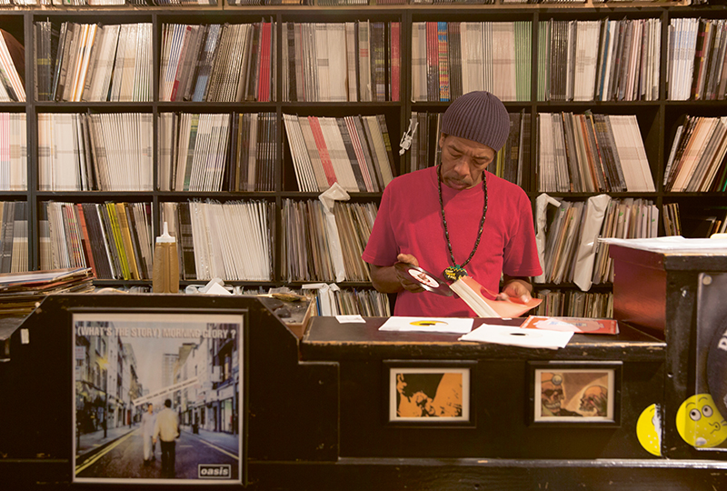 This New Book Takes You Inside London S Independent Record