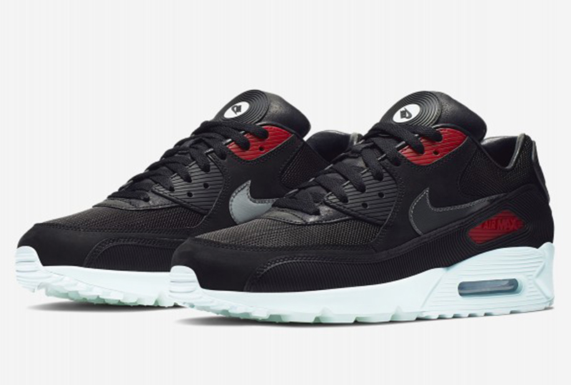 buy online 03bc3 27cd5 Nike unveils vinyl record-inspired Air Max 90