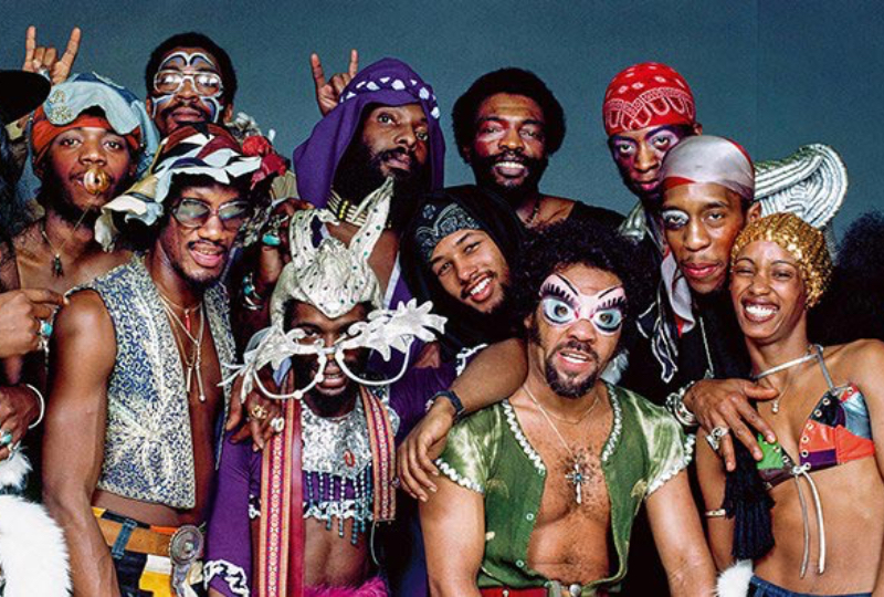 Parliament Funkadelic reissuing two '70s albums on vinyl