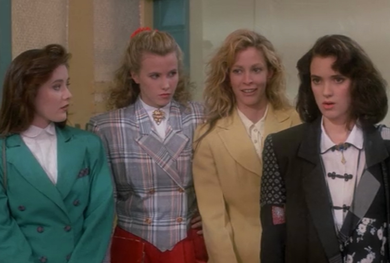 Heathers original soundtrack reissued on vinyl for the first
