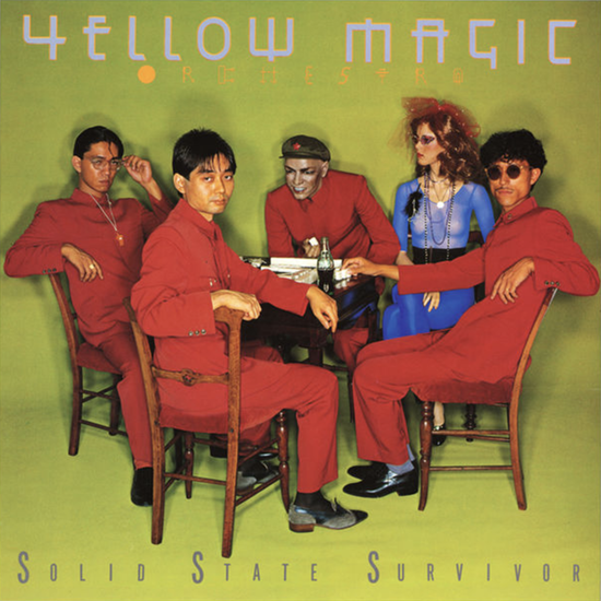 Six Classic Yellow Magic Orchestra Albums Reissued As Box