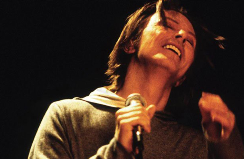 David Bowie's VH1 Storytellers live performance gets first vinyl release