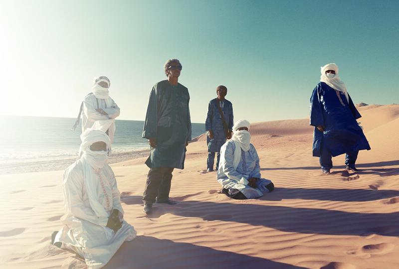 Tuareg musicians Tinariwen announce new album Amadjar