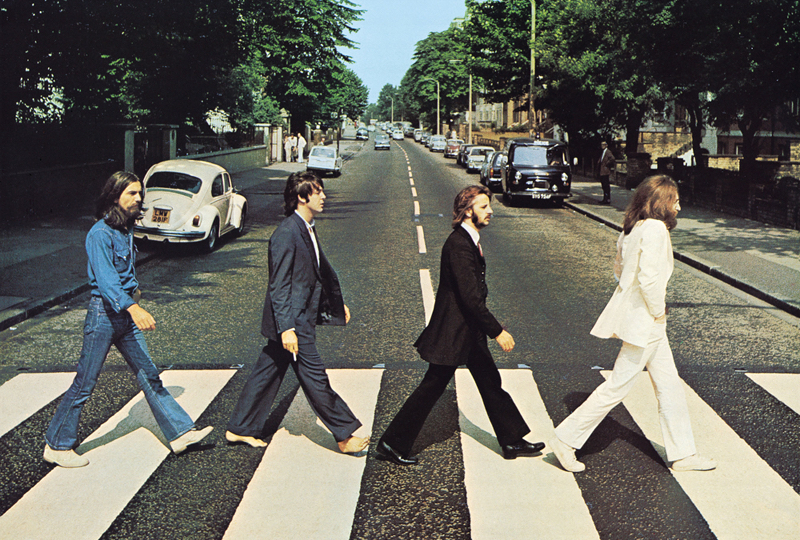 The Beatles' Abbey Road reissued in 6 editions for 50th anniversary