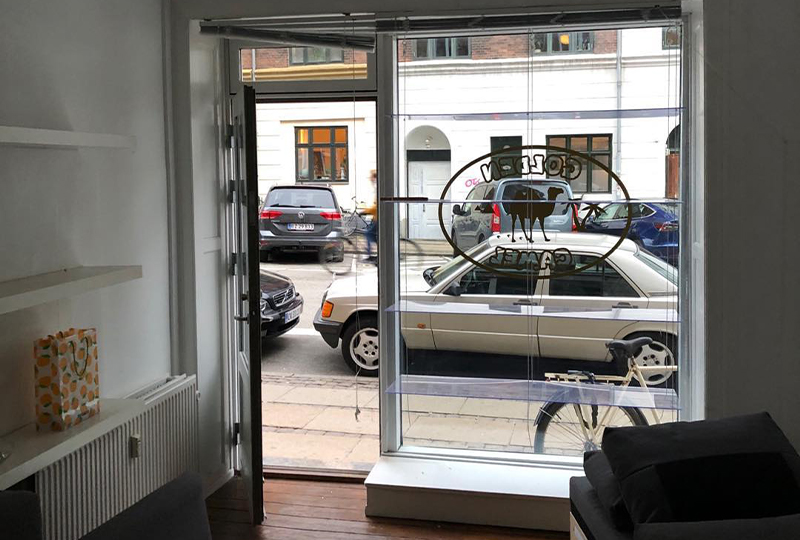 A new record shop is opening in Copenhagen