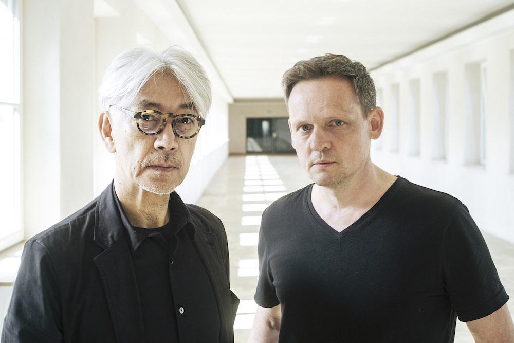 ALVA NOTO and Ryuichi Sakamoto to release live album, TWO