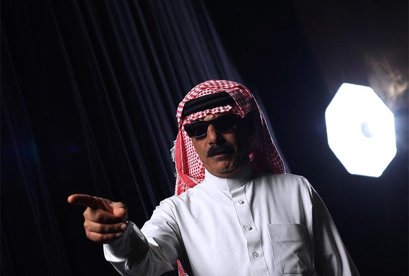 Omar Souleyman fuses techno with Arabic folk-dance on new LP, Shlon