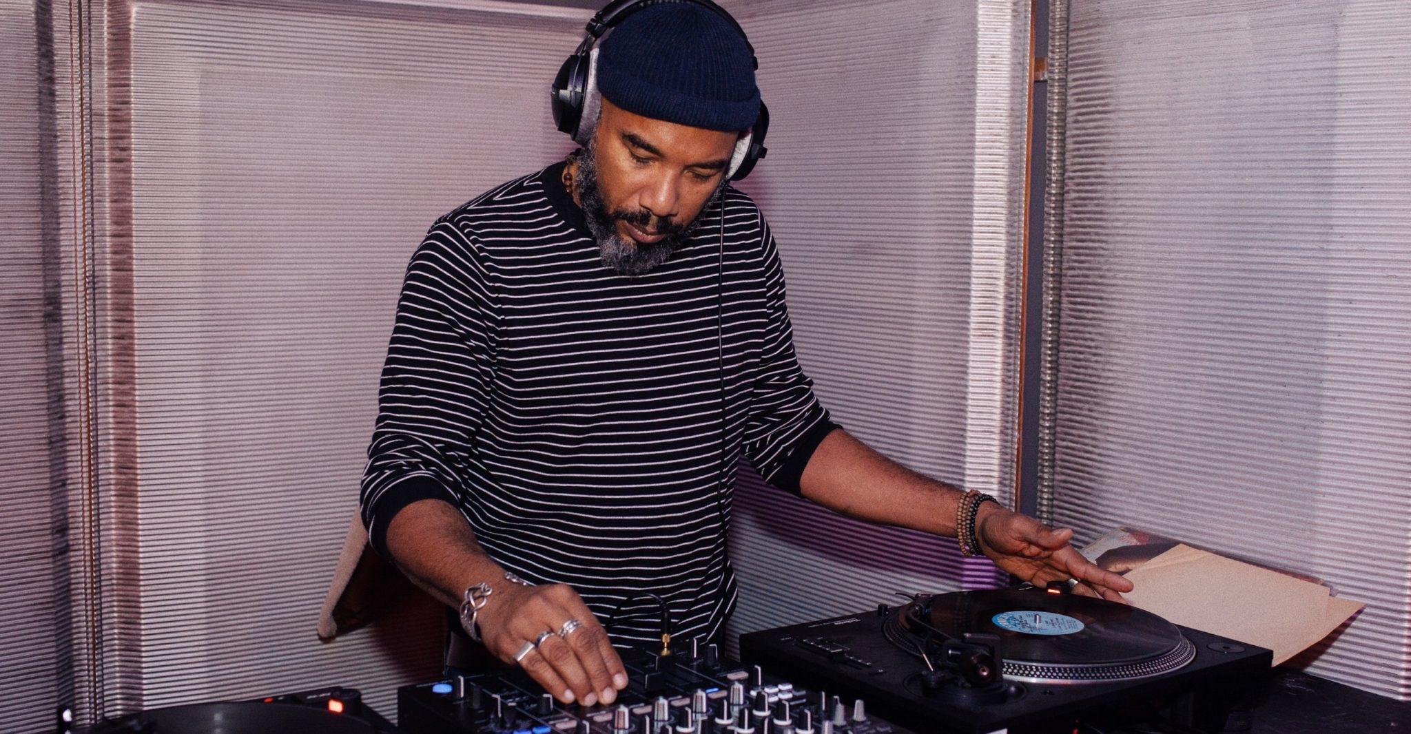 The Vinyl Factory Radio: Anthony Joseph