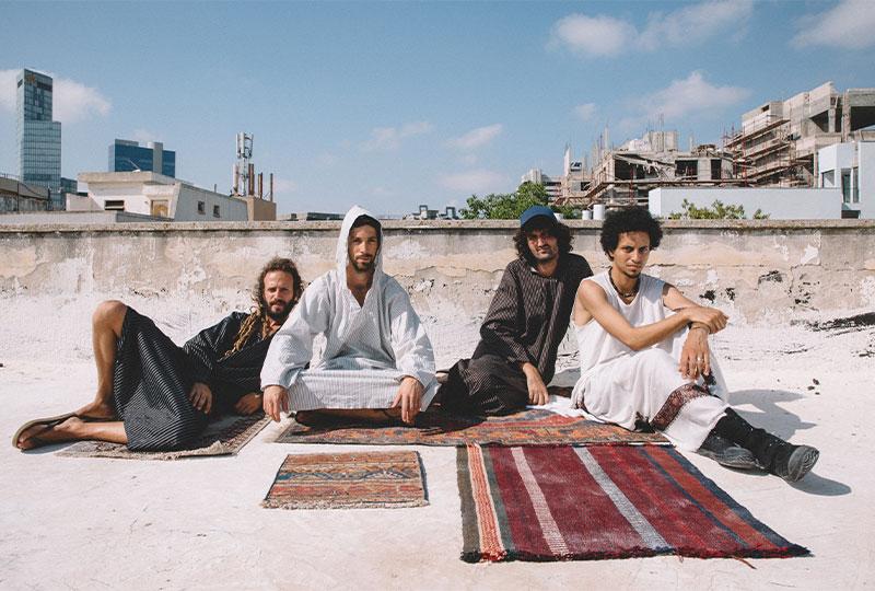Ethio-jazz and electronics mix with deconstructed Yemeni instrumentals on El Khat's debut LP