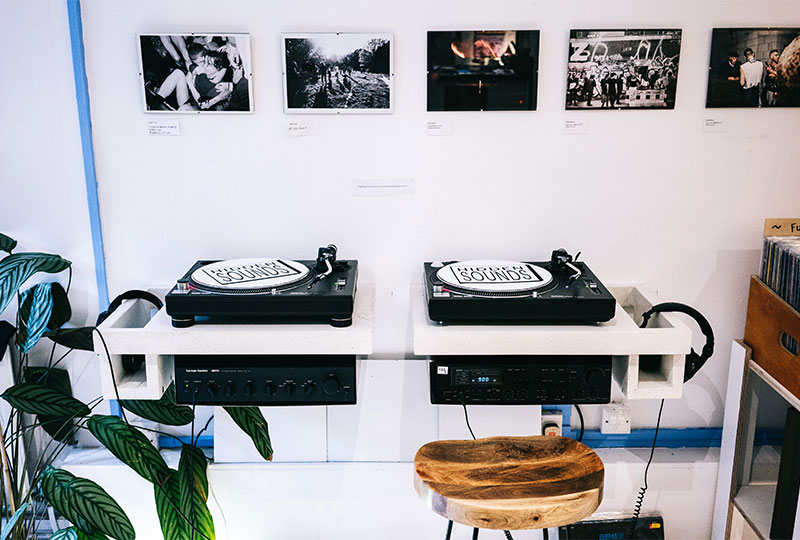 New record shop, Hidden Sounds, has opened in London