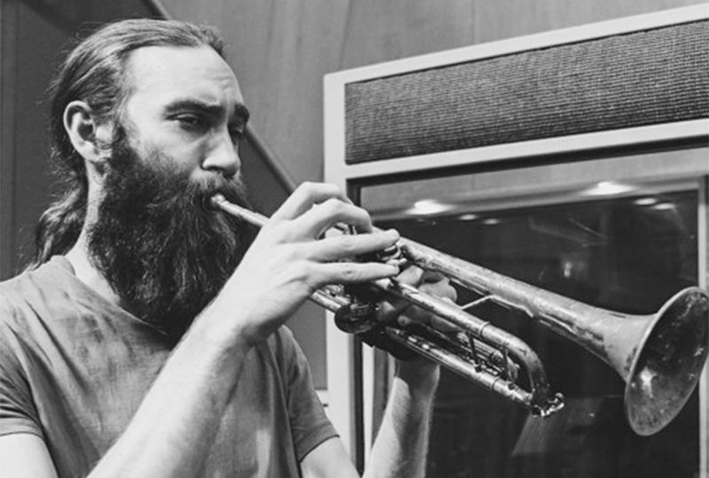 Jazz Trumpet Player Nick Walters Unveils New Album Active