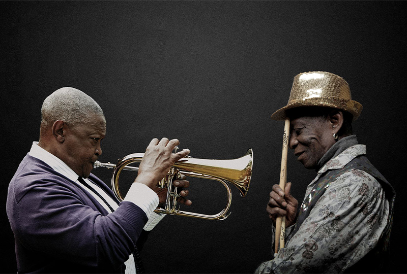 Tony Allen and Hugh Masekela release collaborative album, Rejoice