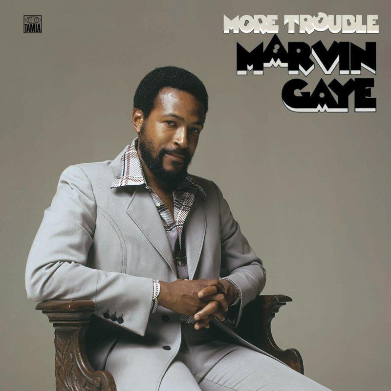 Marvin Gaye Outtakes From His 1972 Soundtrack Trouble Man