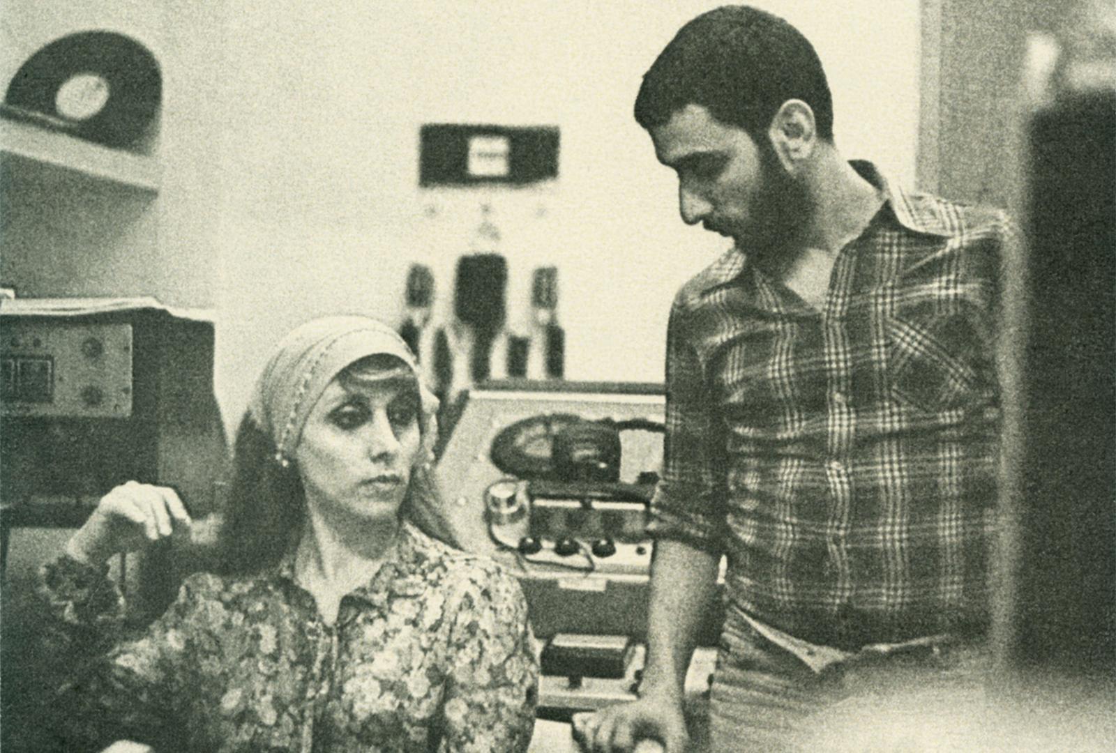 Lebanese singer Fairuz' 1987 LP Maarifti Feek reissued for the first time