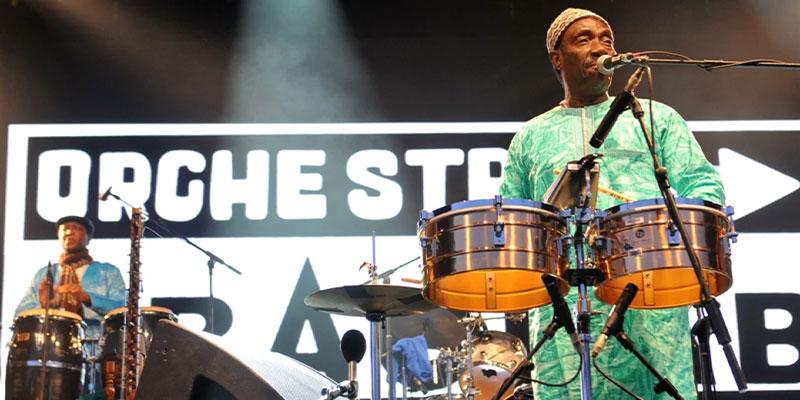 Orchestra Baobab co-founder Balla Sidibé has died, aged 78