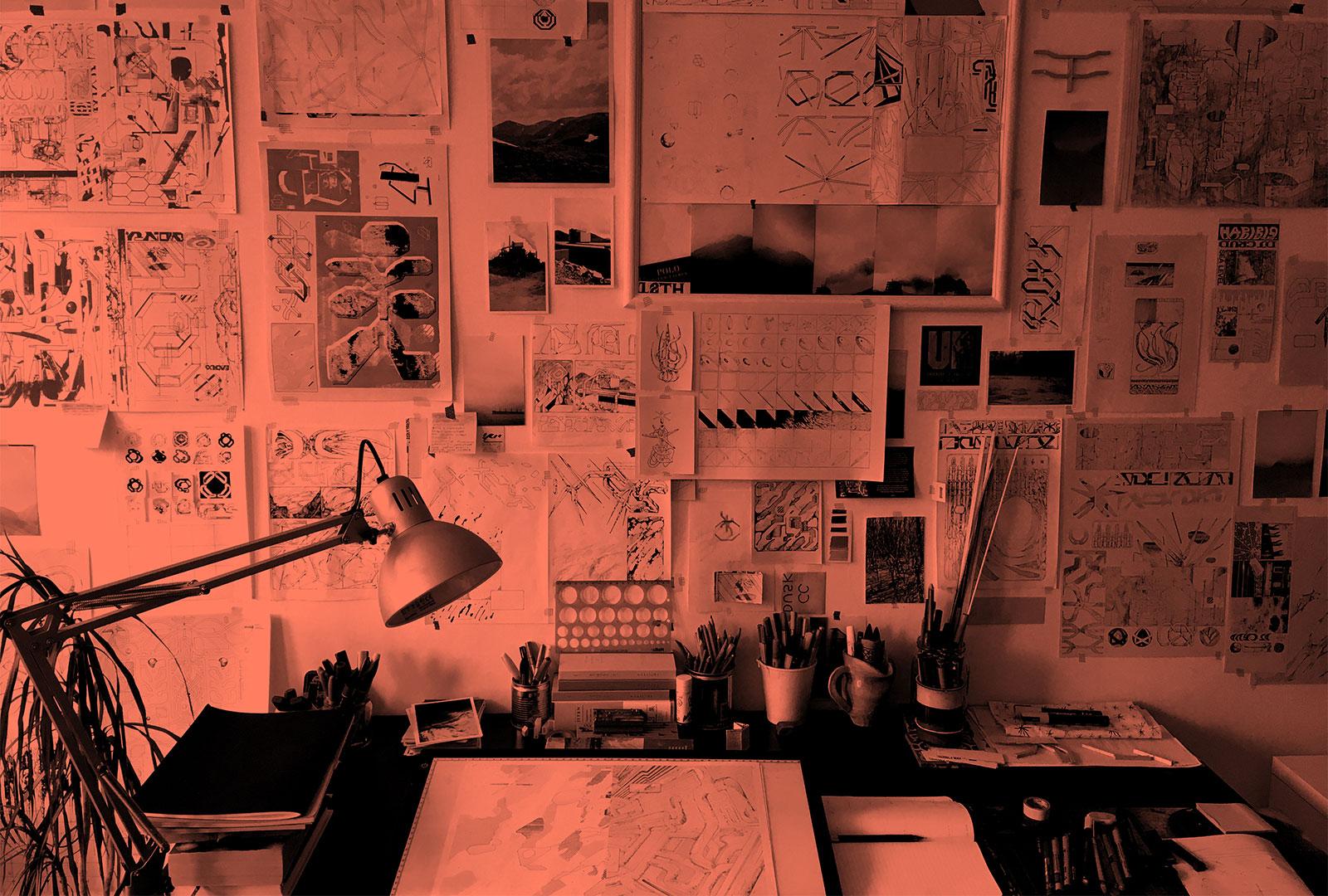 Artist Al White unveils new graphic book, CRUD 1