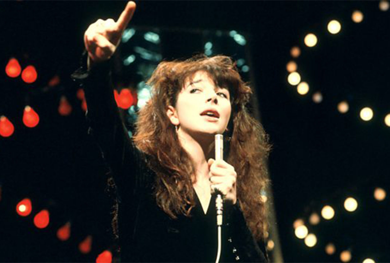 Explore Kate Bush's BBC performances during '78-'94