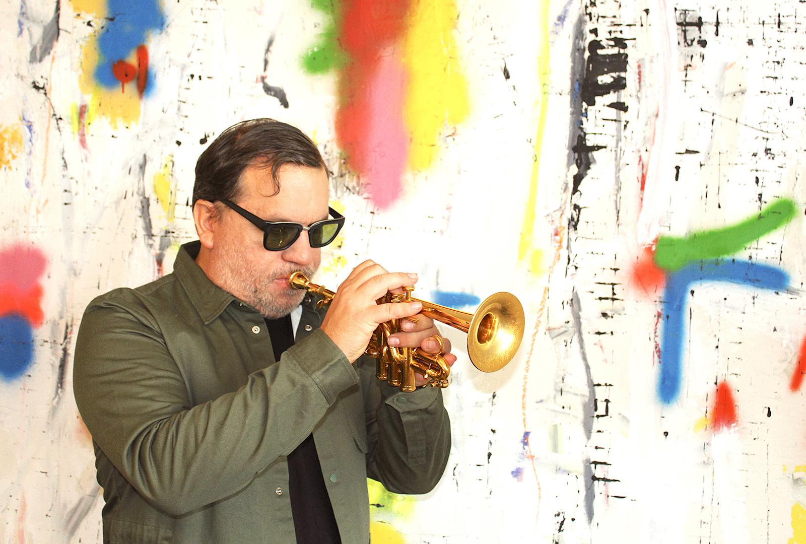 International Anthem and Nonesuch announce Rob Mazurek – Exploding Star Orchestra LP