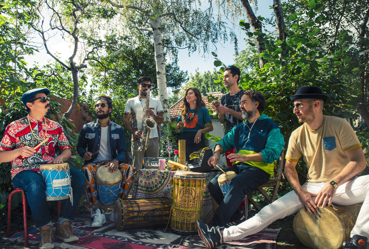 Venezuelan jazz meets funk and Afrobeat on Raúl Monsalve y los Forajidos' Bichos