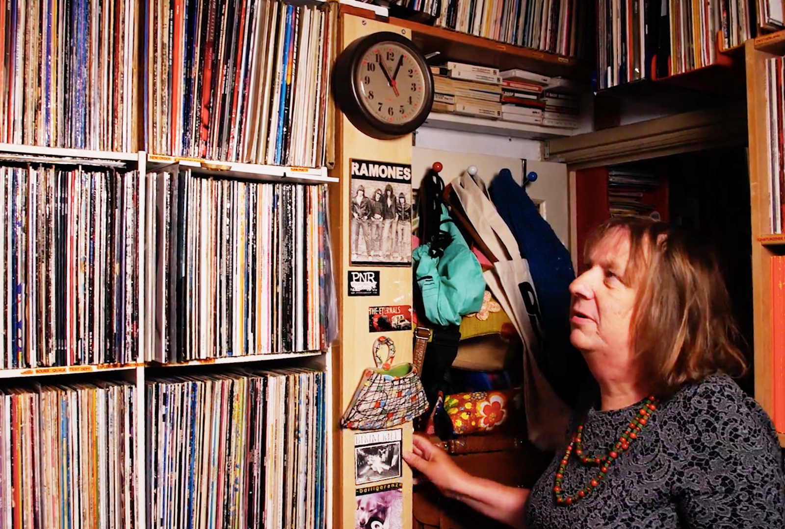 DJ Marcelle takes you through her vast and singular record collection