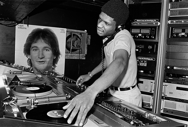 Paradise Garage and Larry Levan film is now streaming online